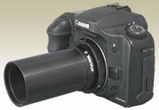 DSLR with ACM-2000 A...