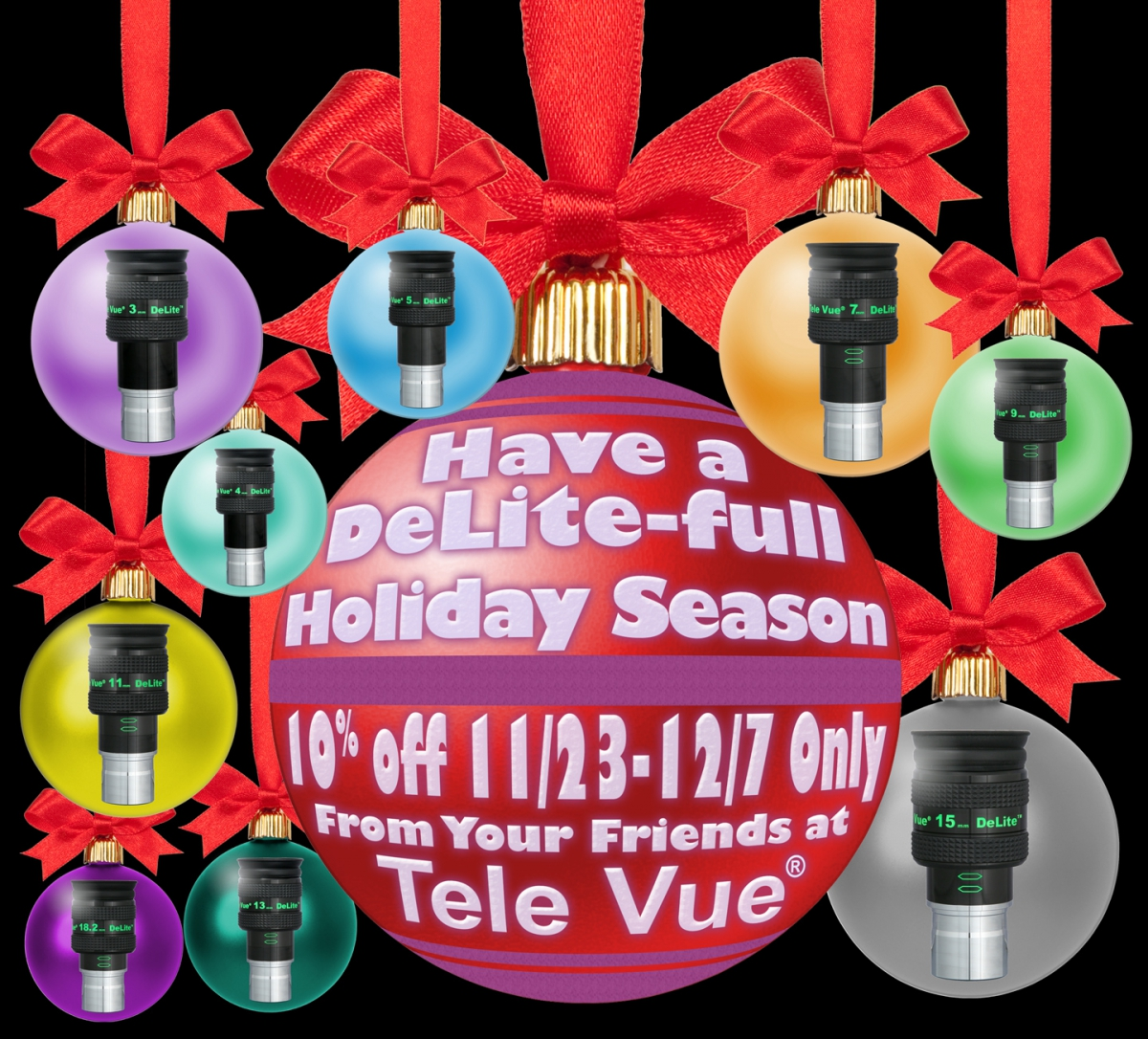 DeLite-full Holiday Season SALE!