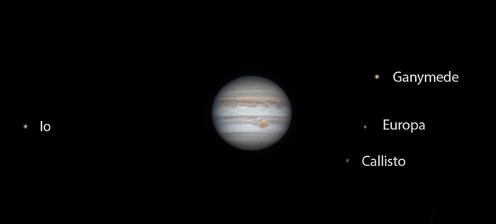 Jupiter Opposition June 2019!