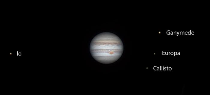 Jupiter Opposition June 2019!
