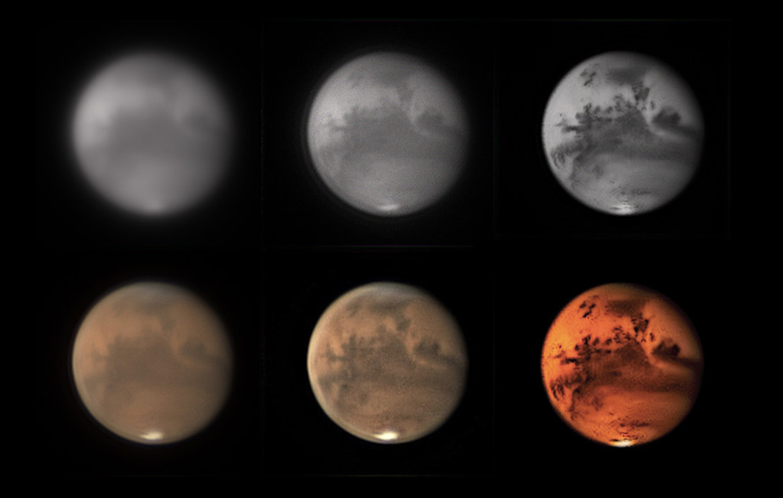 Mars: Keep on Viewing & Imaging!