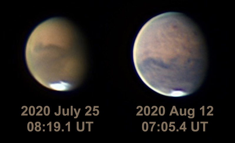 Mars Opposition: Visual Amplification and Imaging Tips