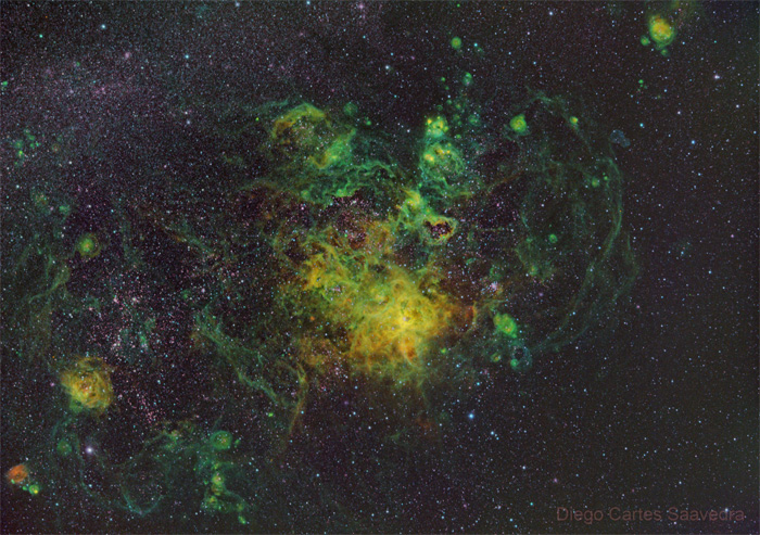 Tele Vue-76: Imaging the Southern Hemisphere