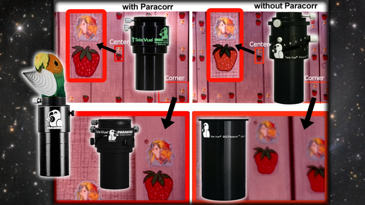 Paracorr-Newtonian for Visual and Imaging to f/3! Part 1