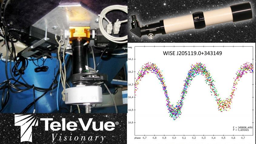 TELE VUE SCIENTIFIC PART 3+ New Product Announcement!
